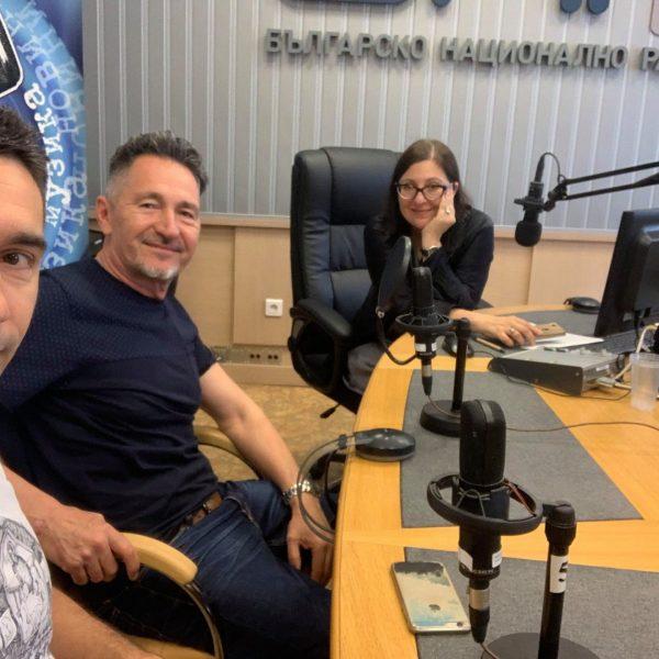 Антони Христов и Милин Джалалиев - ARC Academy