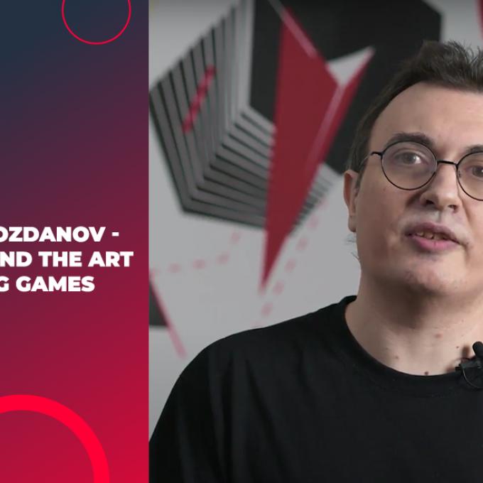 game design banner